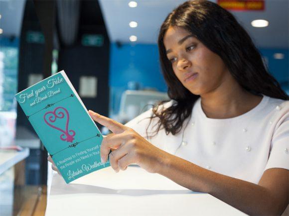 pretty black girl reading a book mockup alone a17330jpg 800px