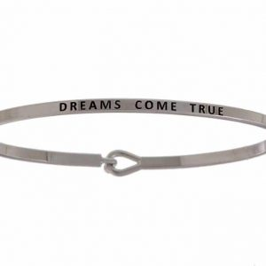 Dreams Come True: 16mm Bracelet - Affirmation Jewelry