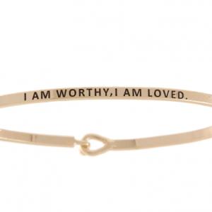 I am Worthy I am loved