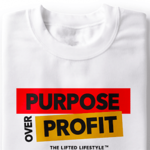 Purpose over profit