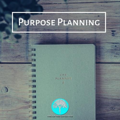 Purpose Planning