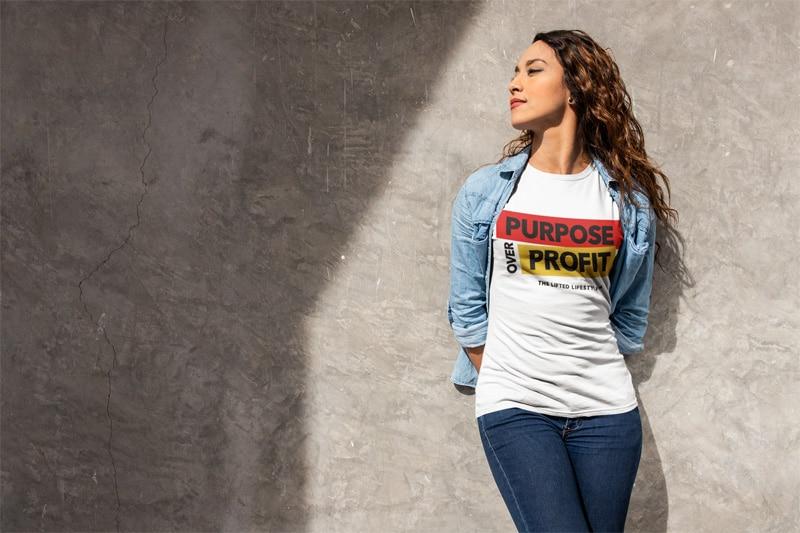 Purpose Over Profit T-Shirt