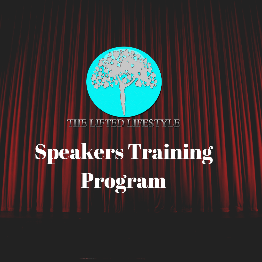 Speakers Training Program