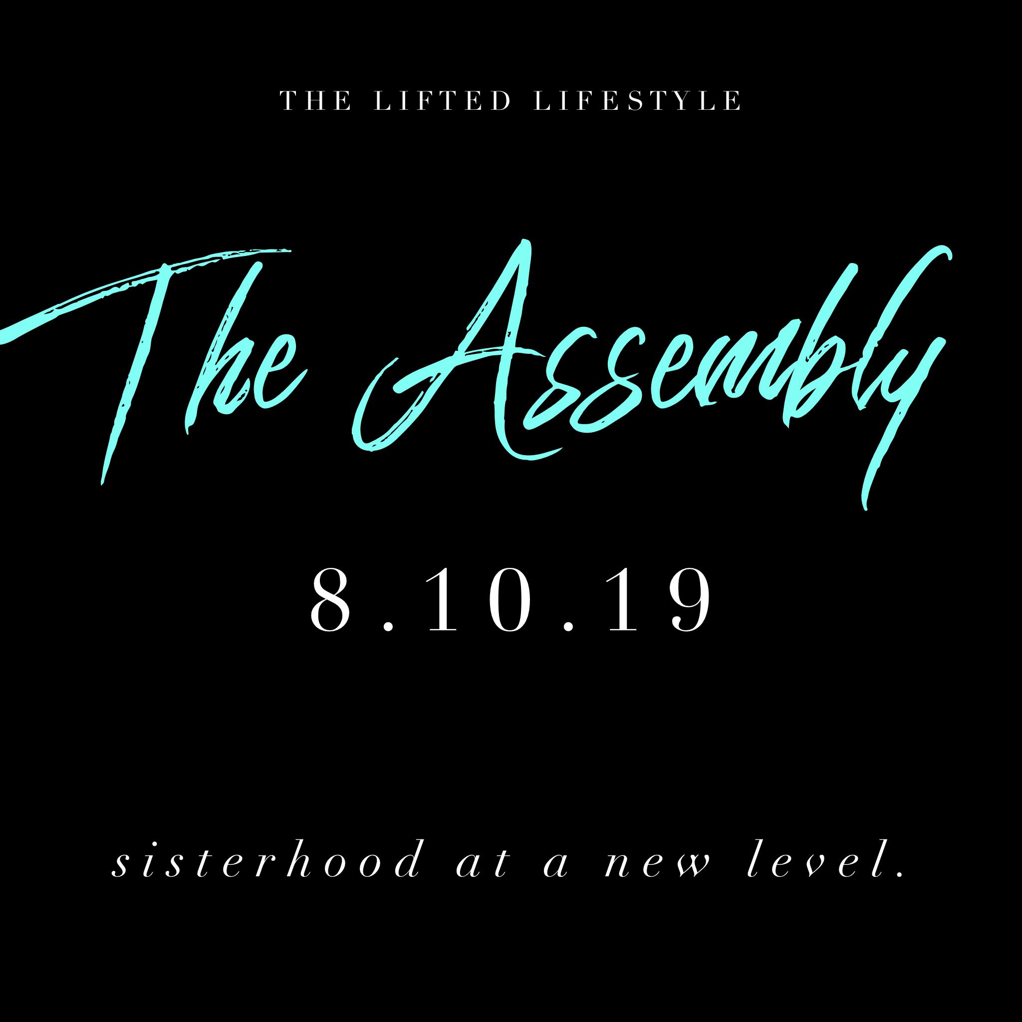Assembly 2019