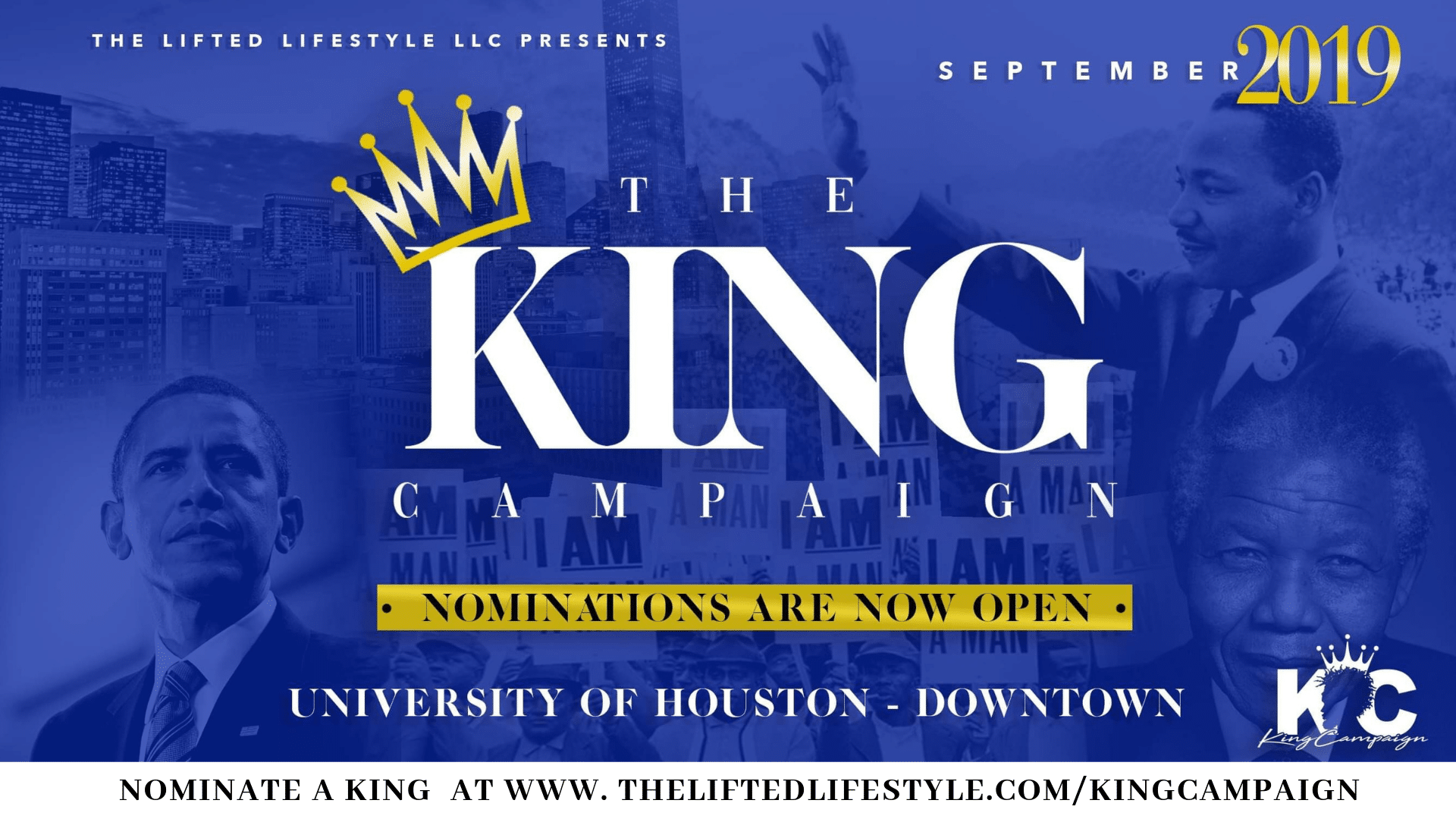 King Campaign 2019 Nomination Form